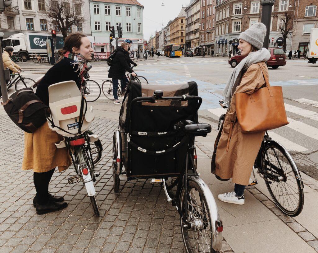 Freja Troelsen og jeg fotografere af Sannie Nielsen