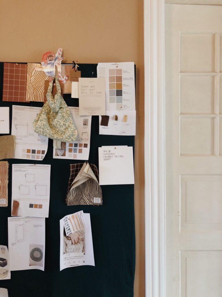 Nye farver og mønstrer til flere bæredygtige produkter.