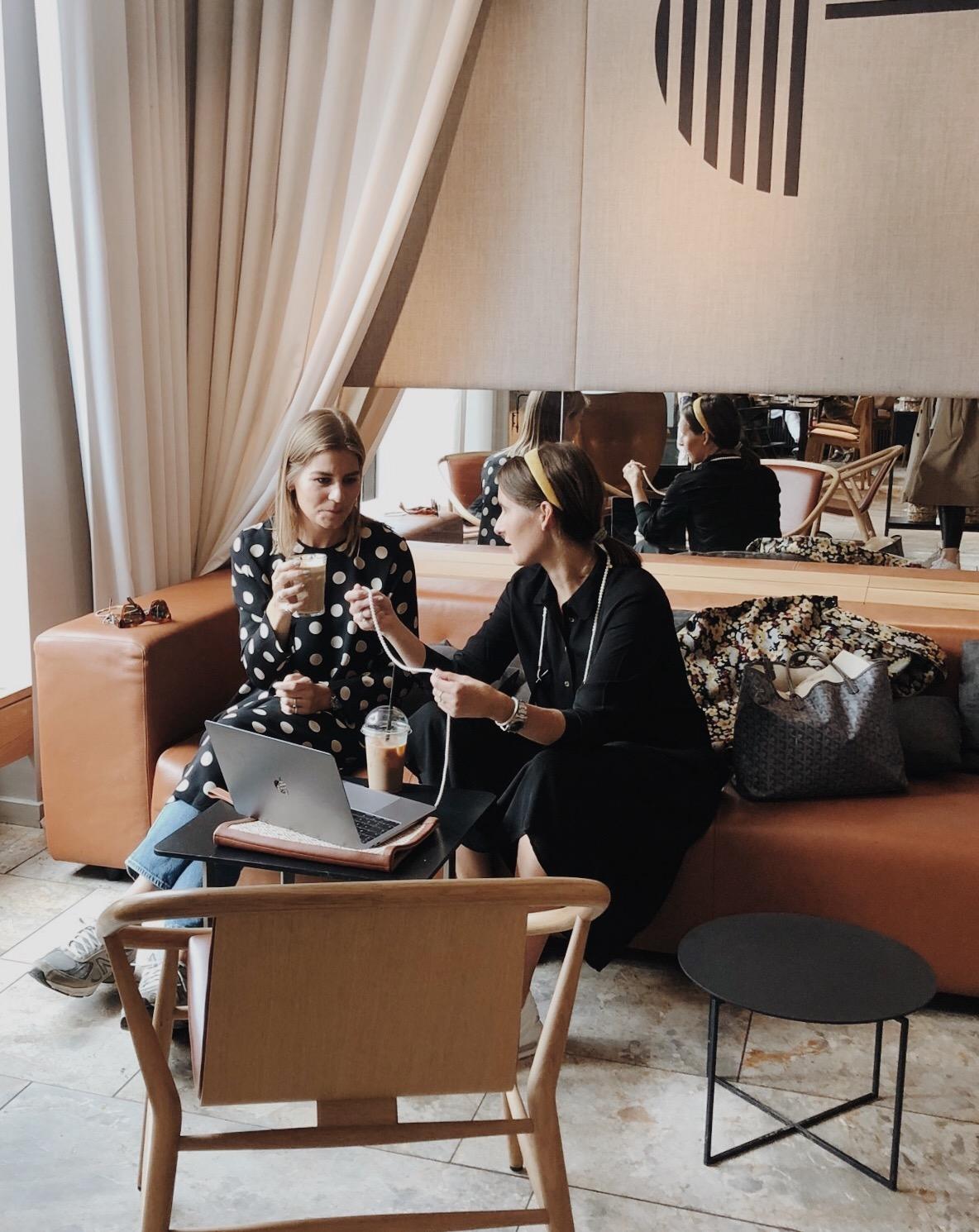 Studio Belle-Soeur, Emilie Fruergaard & Stephanie Bach